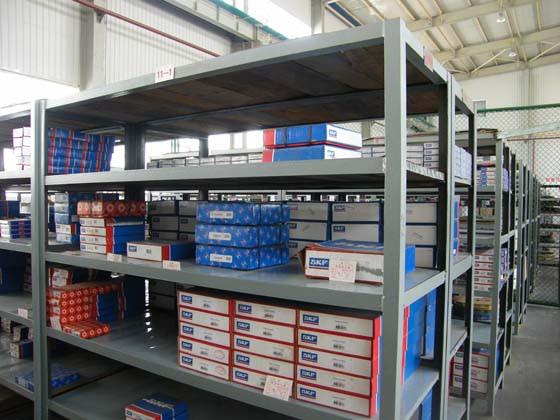 Management of finished bearing warehouse