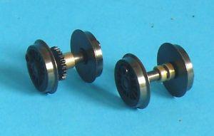 HORNBY X9008B BILL + BEN 0-4-0 SPOKED WHEEL SET, GEAR + BEARINGS SPARES